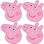 Peppa Pig Maskers