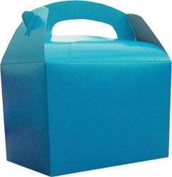 Party box turquiose