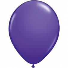 16 inch (40cm) ballonnen paars