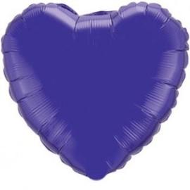 Folieballon paars