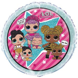 L.O.L. Suprise Dolls Folie Ballon