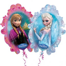 Frozen Supershape Folie Ballon