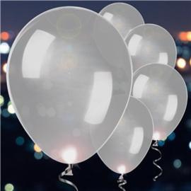 Led Ballonnen Zilver