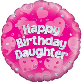 Happy Birthday Daugther  Foil