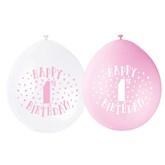 Ballonnen 1st Birthday