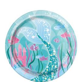 Magical Mermaid Dessert Borden