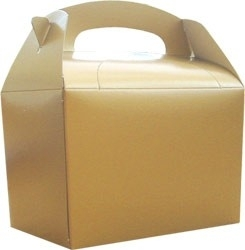 Party box goud