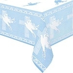 Dove Cross Blue Tafelkleed