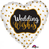 Wedding Wishes Foil