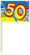 Prikkers 50 Jaar Swirls