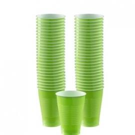 Amerikaanse Cups Lime Groen