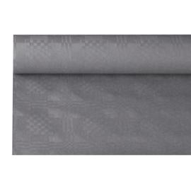 Tafelkleed Damast Papier Zilver