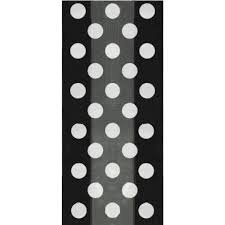 Cello Bags Dots Black