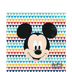 Mikey Mouse Clubhouse Servetten