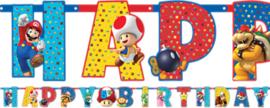 Super Mario Letter Slinger