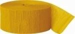 Crepe Streamer Goud