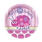 Ladybug 1st Birthday Dessertborden