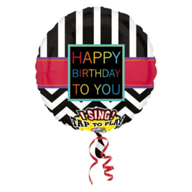 Sing-a-Tune Happy Birthday To You