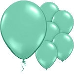 Ballonnen Tropical Green