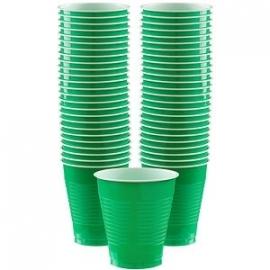 Amerikaanse Cups XL Groen