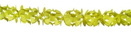 Hoku slinger geel