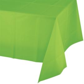 Papieren Tafelkleed Lime Groen