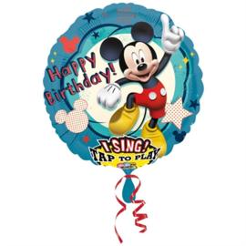 Sing-a-Tune Mickey Mouse Ballon