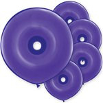 GEO Donut Ballonnen Purple
