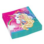 Barbie Dreamtopia Servetten