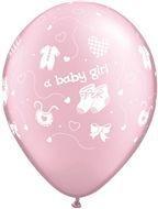 Ballon A Baby Girl