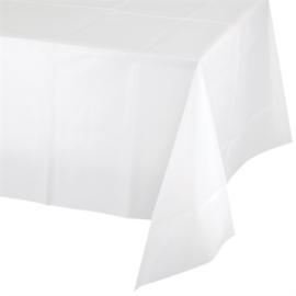 Papieren Tafelkleed Wit