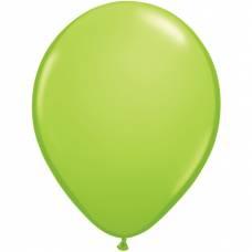 16 inch (40cm) ballonnen limegroen