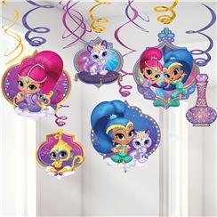 Shimmer & Shine Hanging Swirl
