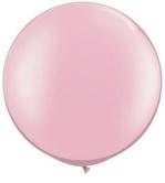 3ft (90cm) ballon pearl pink