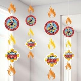 Brandweerman Sam String Decorations