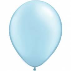 16 inch (40cm) ballonnen lichtblauw