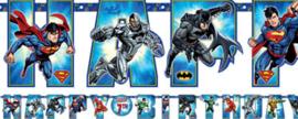 Justice League Letter Slinger