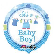 Its A Baby Boy  Foil