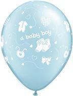 Ballon A Baby Boy