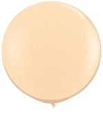 3ft (90cm) ballon blush