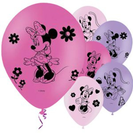 Mini Mouse Happy Helpers Ballonnen