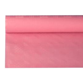 Tafelkleed Damast Papier Roze