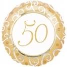 50th Anniversary Foil