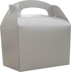 Party box  zilver