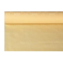 Tafelkleed Damast Papier Ivoor
