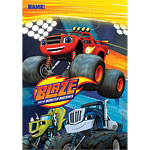 Blaze and the Monster Machines Party Bag