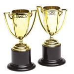 Mini Plastic Trophies