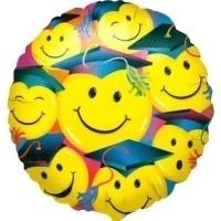 Gelsaagd  Folie Ballon