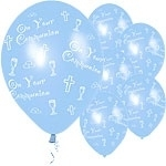 Communie Ballon Blauw