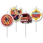 Brandweerman Sam Kaarsen